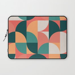 Mid Century Geometric 19 Laptop Sleeve