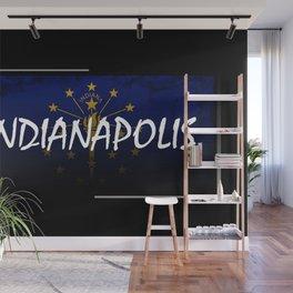Indianapolis Wall Mural