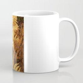 Fall Ferns - Yellows Coffee Mug