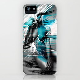 EXPRESSION_#001 iPhone Case