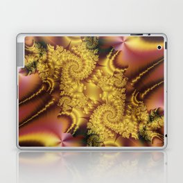 Gold Foil Laptop & iPad Skin