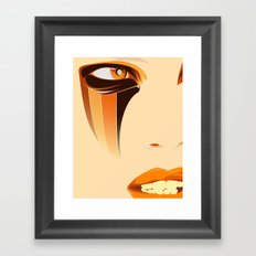 SUNSTREAKER Framed Art Print