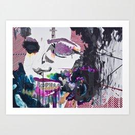 Gori Art Print
