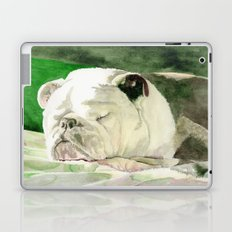 Rufus the Bulldog Laptop & iPad Skin