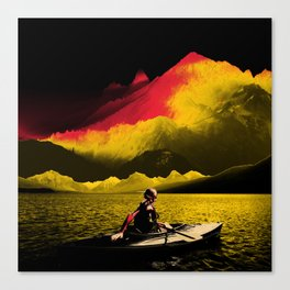 Idyllic Canvas Print