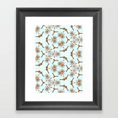 KALIDESCOPE Framed Art Print