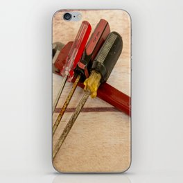 Screwdrivers and Wrench-2 iPhone Skin