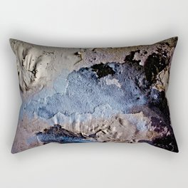 Abandoned Colours Rectangular Pillow