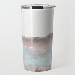 Coronado Beach Travel Mug