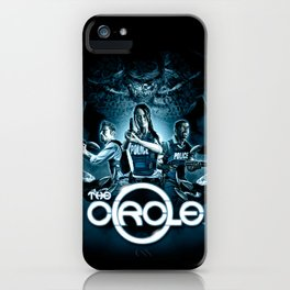 The Circle iPhone Case