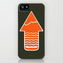 TAKE A H/KE iPhone Case