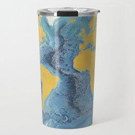 World Ocean Floor Panorama from MARIE'S OCEAN Travel Mug