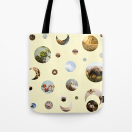 Day At The Museum Tote Bag