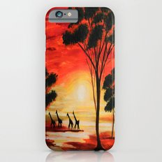 African sunset Slim Case iPhone 6s