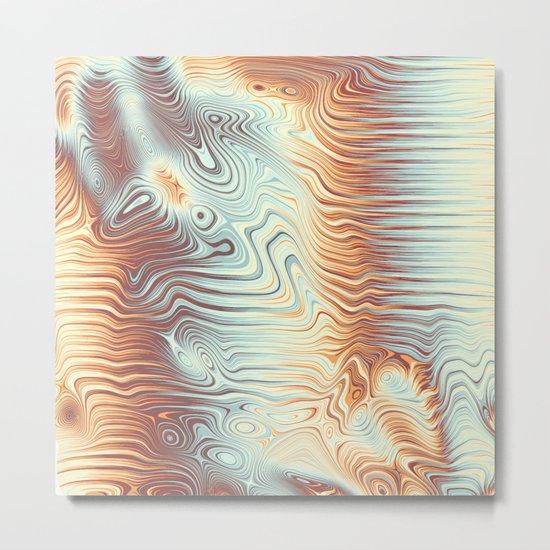 Abstract 358 Metal Print