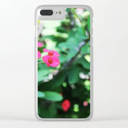 FLO Clear iPhone Case
