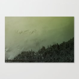 DREAMY WINTER 9 Canvas Print