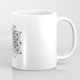 Star tetrahedron, sacred geometry, void theory Coffee Mug