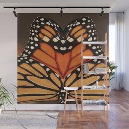 Monarch Mirror Wall Mural