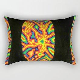 The Strokes Rectangular Pillow