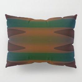 Inward Waves 2 Pillow Sham