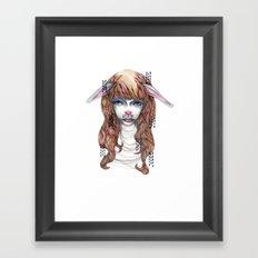 Rab Framed Art Print