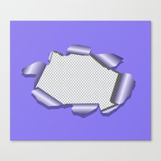 PLACEHOLDER Canvas Print