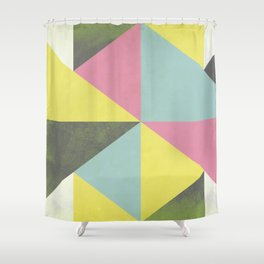 What's Your Angle Shower Curtain