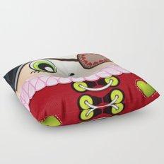 Pirate Princess Floor Pillow