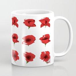 Poppies! Coffee Mug
