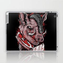 Pig Saw Laptop & iPad Skin