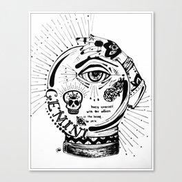 Gem Canvas Print