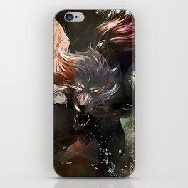 League of Legends WARWICK iPhone Skin