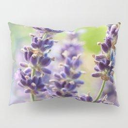 Lavender Flowers #1 #floral #art #society6 Pillow Sham