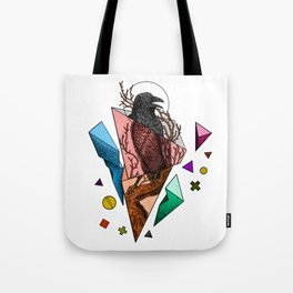Powerful and fragile Tote Bag