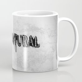 Supernatural monochrome Coffee Mug