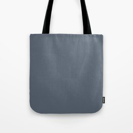 Blue Gray Tote Bag
