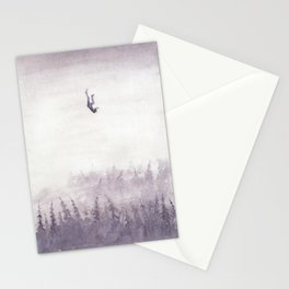 Fall down Stationery Cards