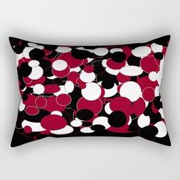 circles in circles on circles Rectangular Pillow