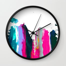 My Dear I Believe We've Made a Mess of Things Wall Clock