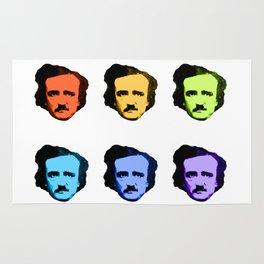 Rainbow Poe Rug