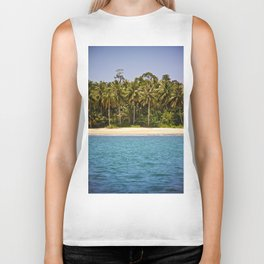 Paradise Island Biker Tank