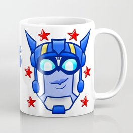 Transformers Animated Optimus Prime Coffee Mug