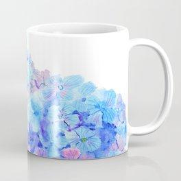 mountain of hydrangea Coffee Mug