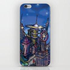 C2 & Posse (New-New York City) iPhone & iPod Skin
