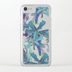 Lost In The Jungle Clear iPhone Case