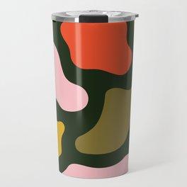 Blobazzo - Green Travel Mug