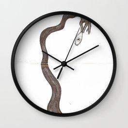 In the Eye Wall Clock