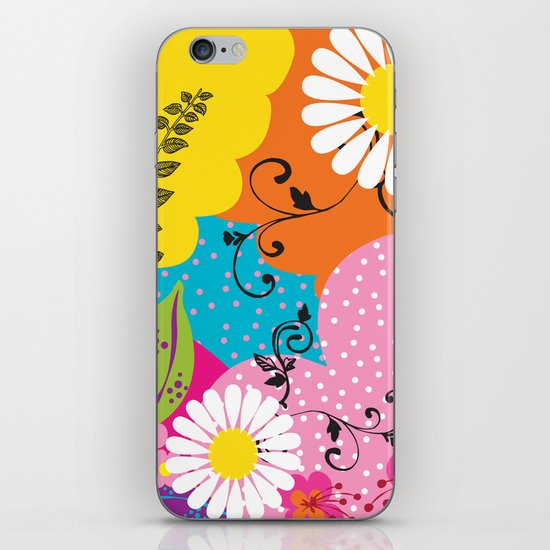 mood iPhone & iPod Skin