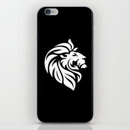 King Lion iPhone Skin
